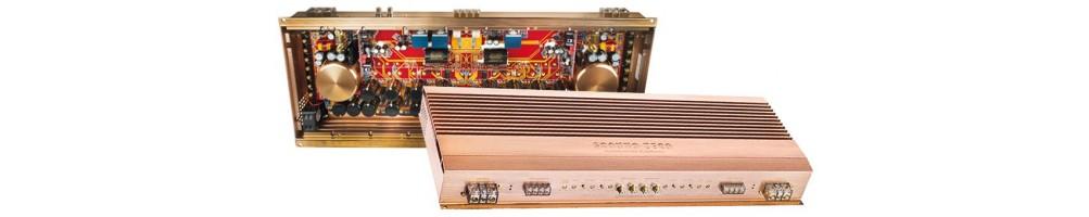Car Amplifier & Power