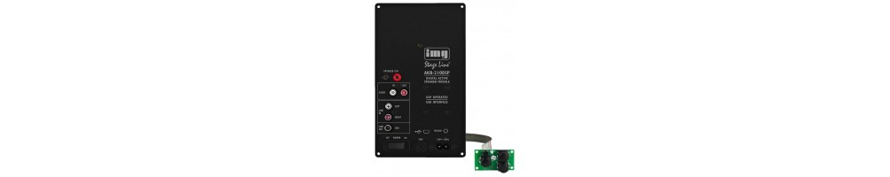 Amplifier modules and accessories