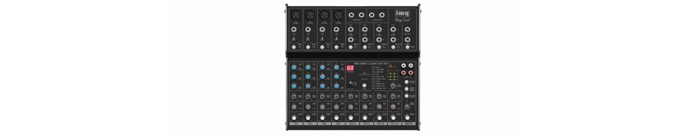 Stereo mixers