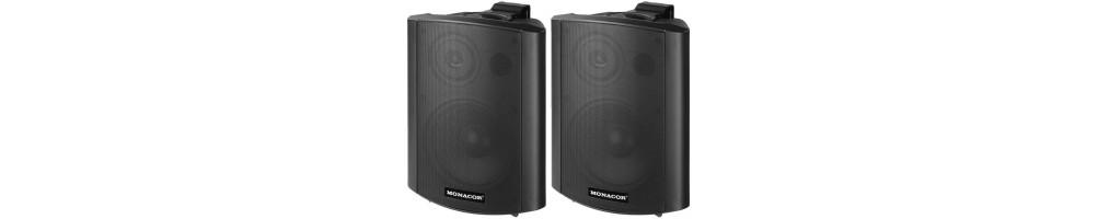 Aktiv - Kompakt Lautsprecher