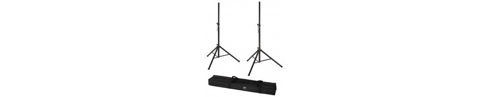 Speaker stands and holders