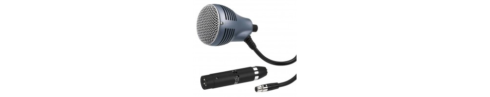 Microphones for instruments