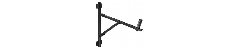 Wall brackets and accessories