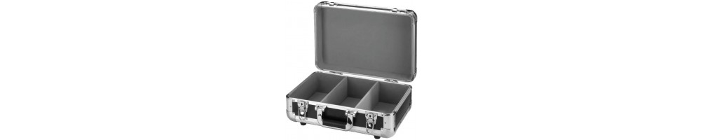 Transport case and bags