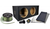 Subwoofer Installation & Accessories