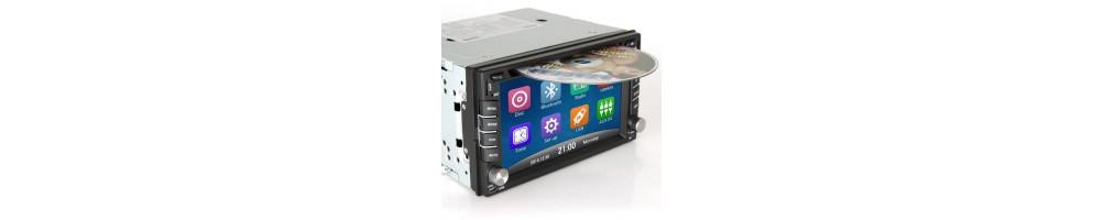 In-Dash Car DVD Players