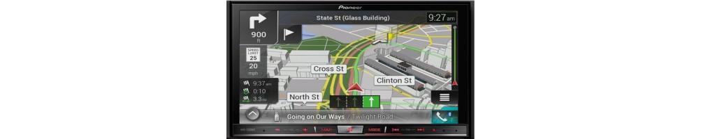 Apple CarPlay & iPhone Compatible Car Stereos
