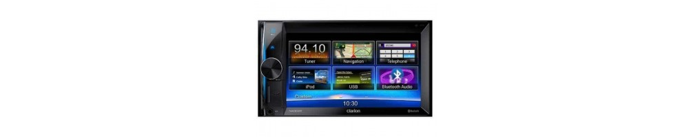 Digital Media Receivers (Mechless Car Stereos)