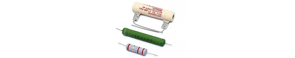 High-load cement resistors