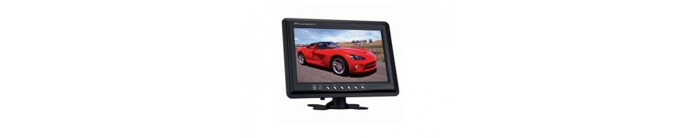 Car LCD Monitors & Screens