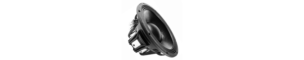 Pa speakers chassis