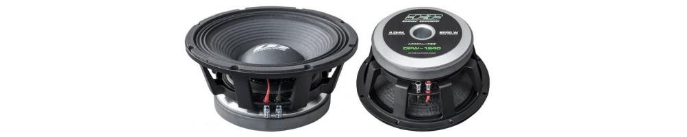 """12"""" Speakers high efficiency"""